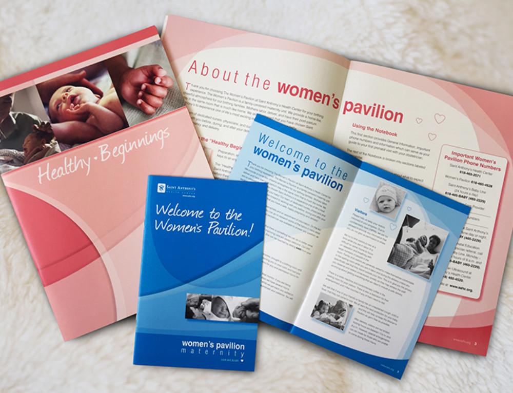 Women's Pavilion Brochure – OSF Saint Anthony's