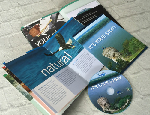 It's Your Story – Tourism Promo Package