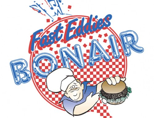 Fast Eddie's Bonair Logo