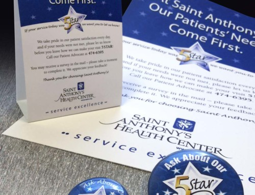 Saint Anthony's Service Promotion
