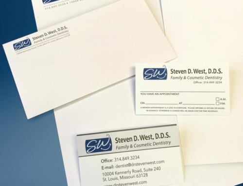 Dr. Steven West – Branding