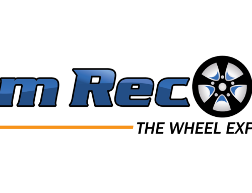 Rim Recon+ Logo Design