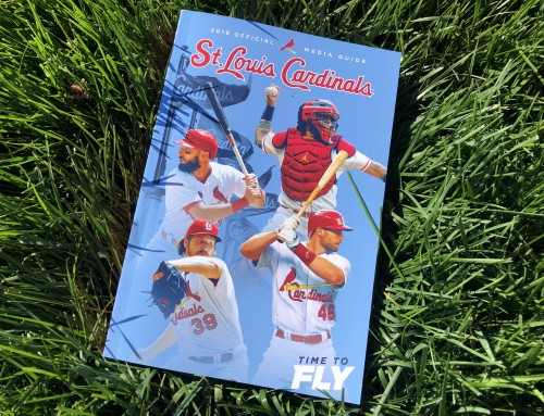 St. Louis Cardinals Media Guide 2019